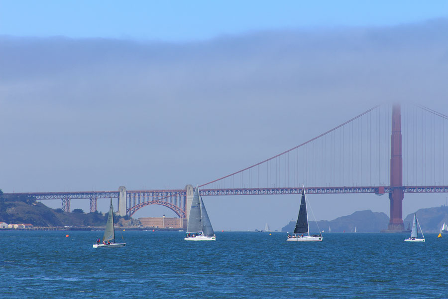 San Franscisco, golden gate bridge