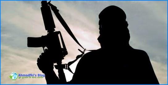 7. Teroris-teroris