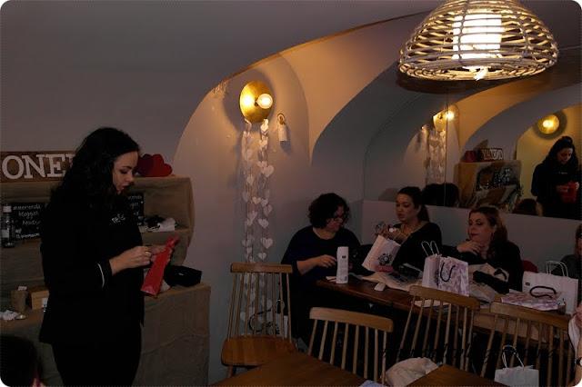 Merienda Blogger de Madrid Marlene Grace