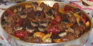 friptura de porc la cuptor, fripturi, retete culinare, retete de mancare, retete cu carne de porc, prepoarate din carne de porc, retete de craciun, mancare de craciun,