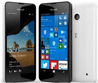 Harga HP Microsoft Lumia 550 terbaru
