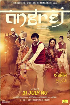 Angrej 2015 DVDRip Download