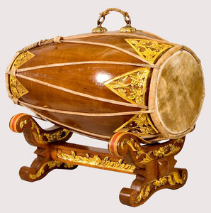 Indonesian Gamelan Instruments