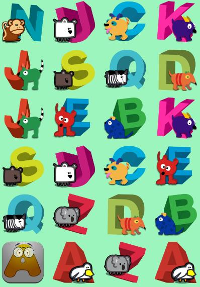 Alphabet ABC Jeux pour Enfants