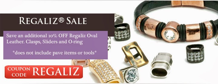Save an additional 10% OFF Regaliz Leather Supplies