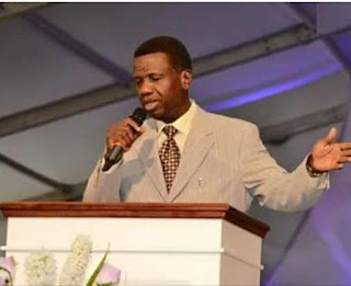 Adeboye's 10 Prophecies for 2016
