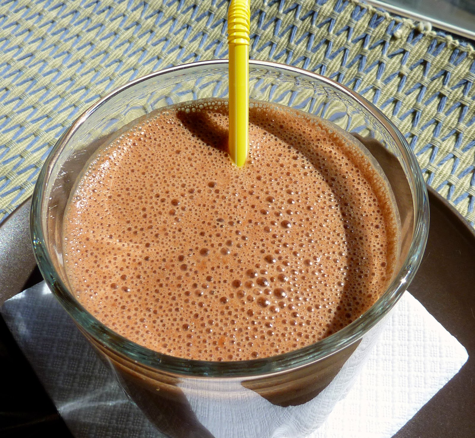 recipe vegan homemade chocolate almond milk
