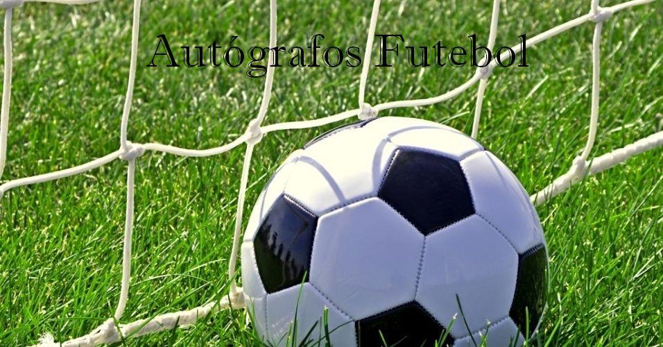Autógrafos Futebol