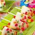 Como hacer paletas de gomitas con gelatina