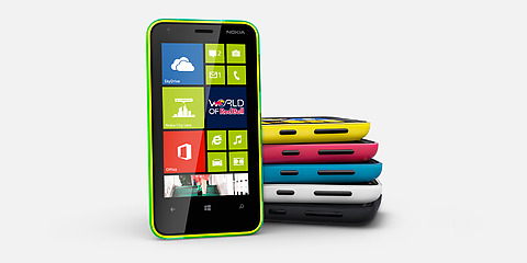 Nokia Lumia 620 - Windows 8 smart phone is priced Rs. 14,999