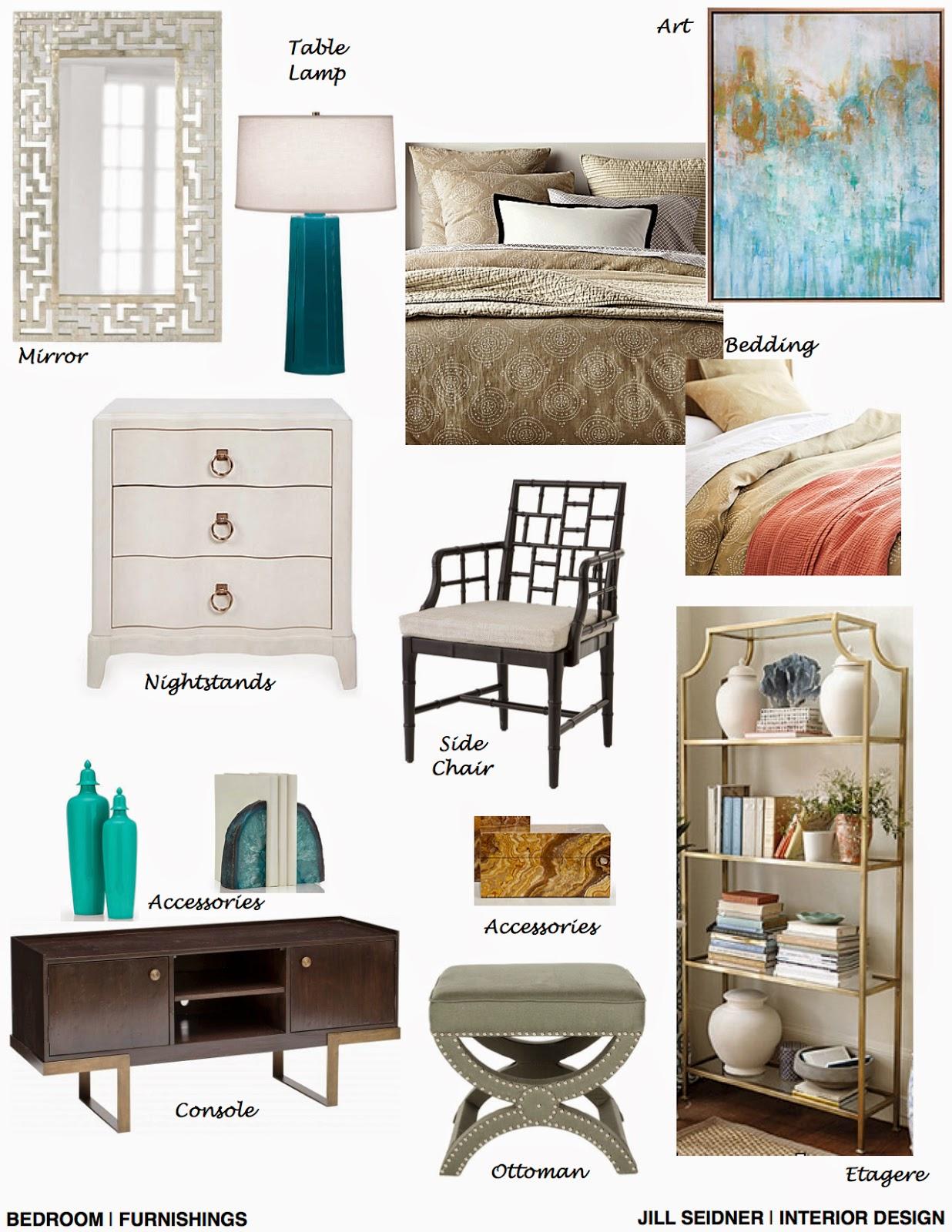 Jill seidner interior design concept boards for Interior design concept