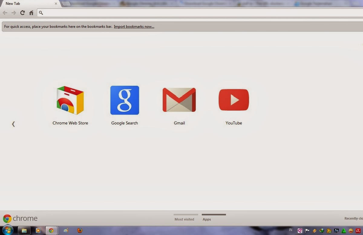 Browser Web Google Chrome