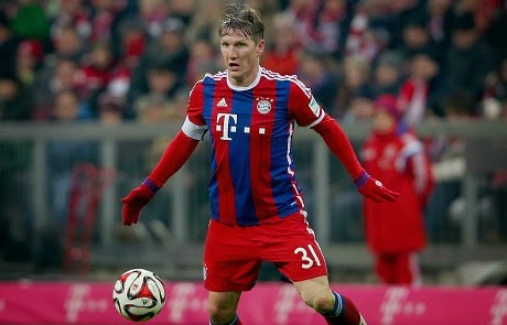 Bastian Schweinsteiger alerts Premier League clubs
