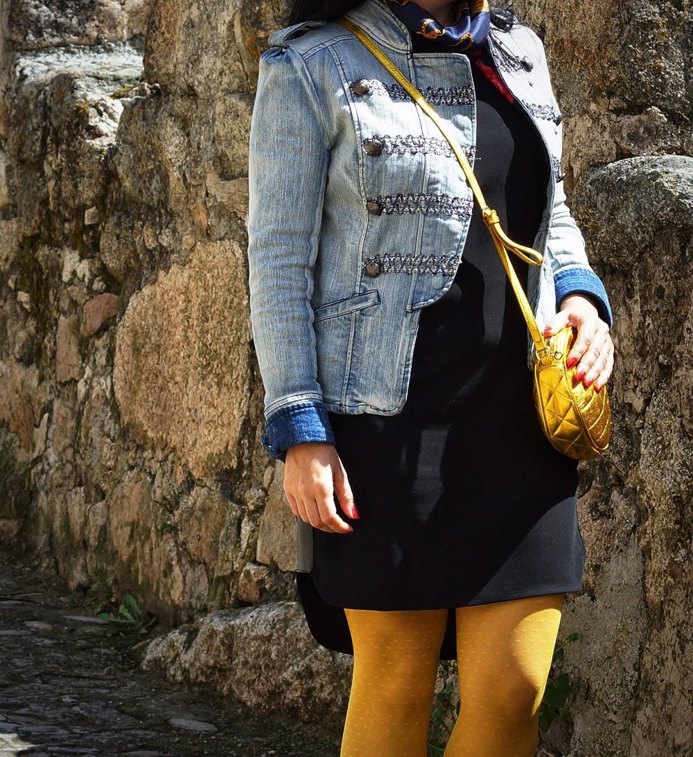 denim+military+jacket