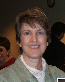 photo of author Debbie Malone