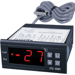 Jual Thermostat digital for coomponent coldstorage freezer-chiller