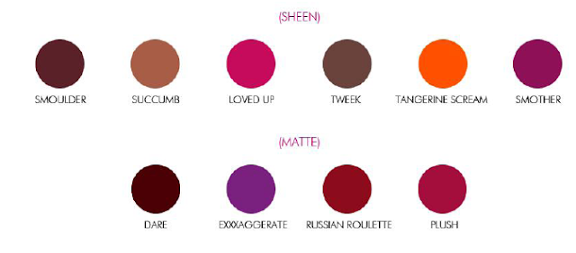 Sleek MakeUP True Colour Lipsticks Loved Up, Russian Roulette Review, Swatches