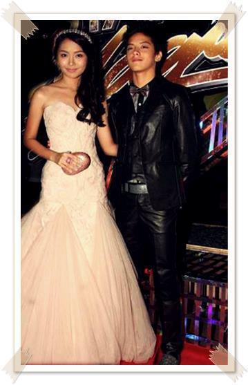 Daniel Padilla and Kathryn Bernardo