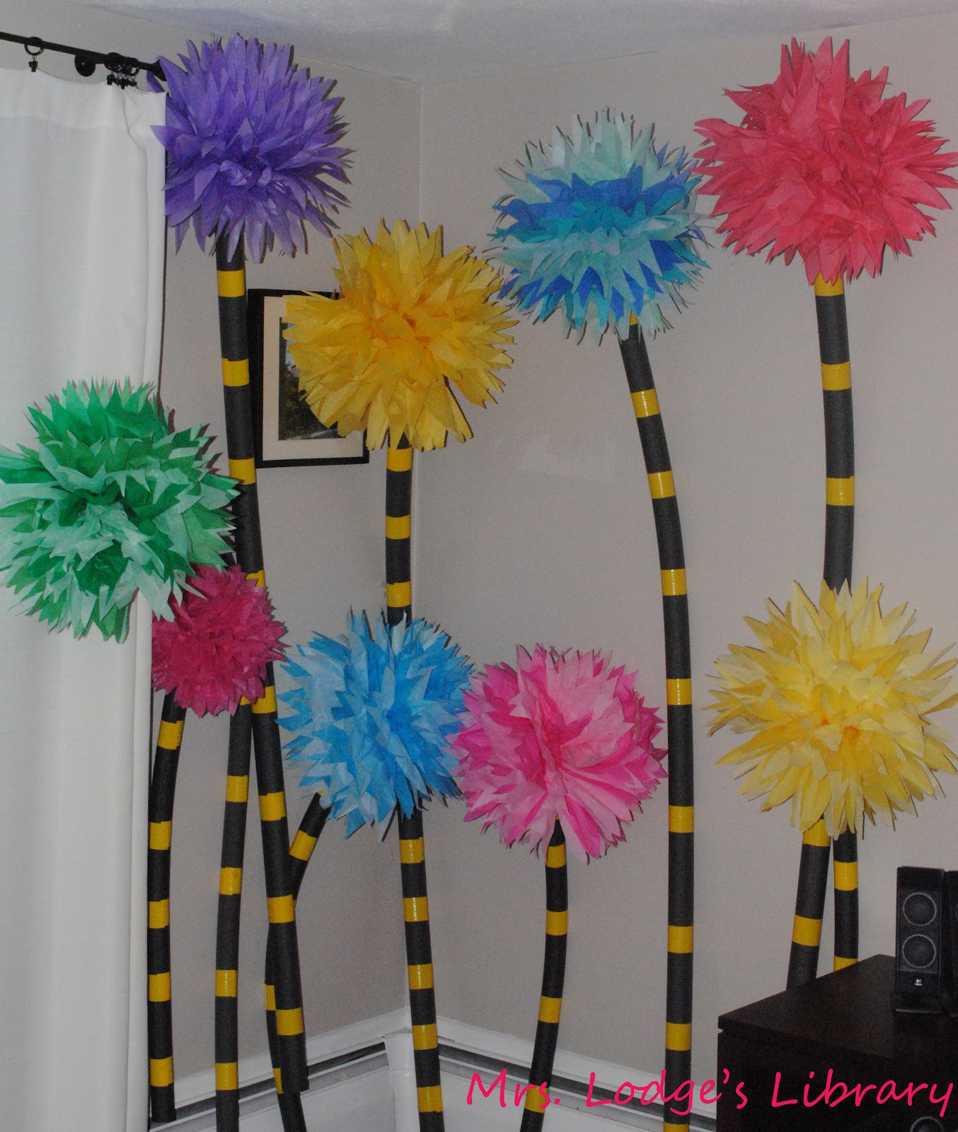 Gallery For gt How To Make Dr Seuss Trees