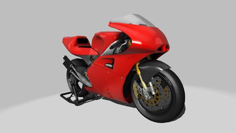 Gp Bikes simulador de motos