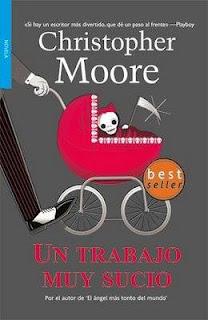 Un trabajo muy sucio Christopher Moore