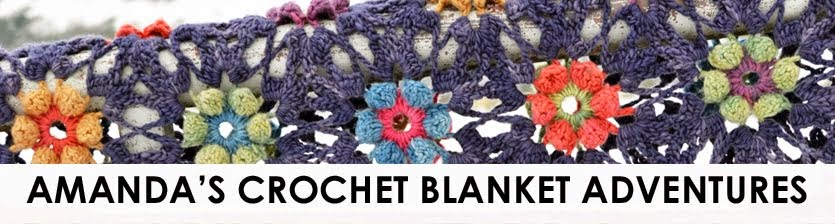 Amanda's Crochet Blanket Adventures