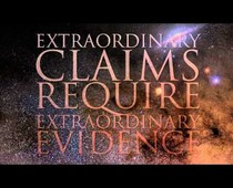 Discover the EXTRAORDINARY EVIDENCE