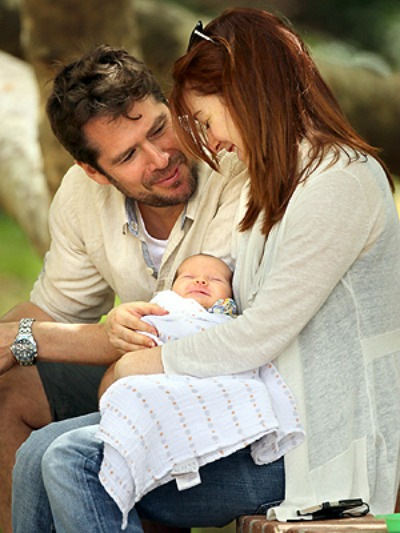 alyson hannigan and alexis denisof keeva