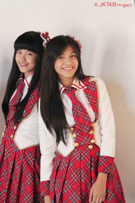Ochi JKT48 dan Gaby JKT48