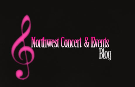 Northwest Concert & Events Blog