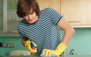 Οι άνδρες είναι πιο καθαροί από τις γυναίκες
