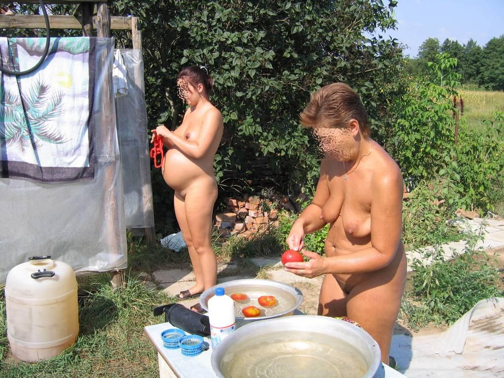 порно фото голые тещи