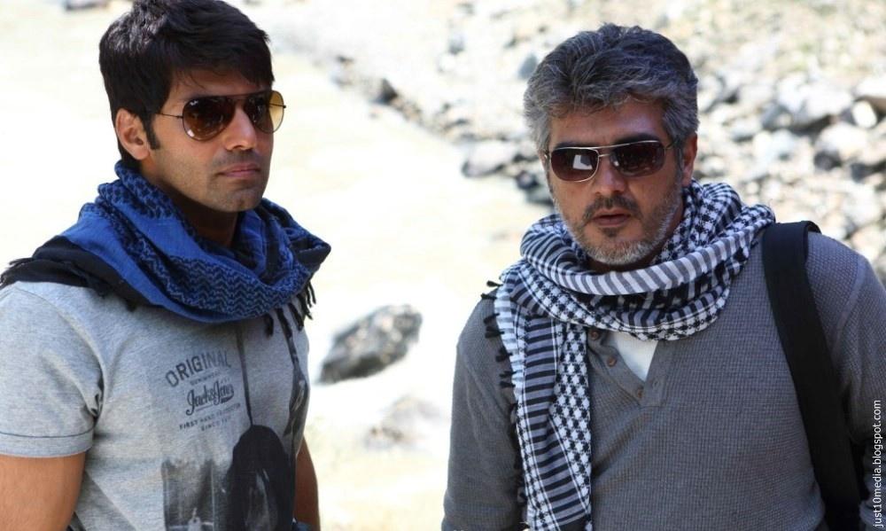 aarambam tamil movie
