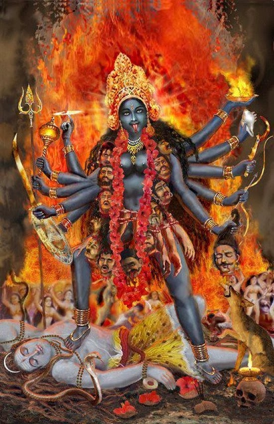 Dancing ritual from india 3