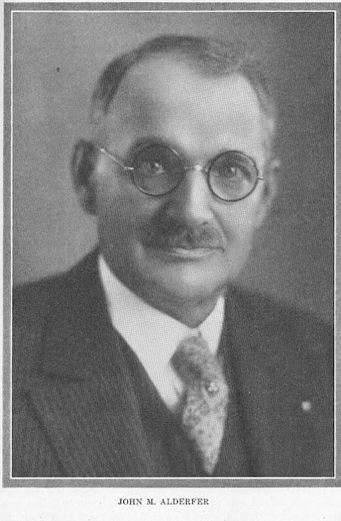John Melvin Alderfer 1867-1936