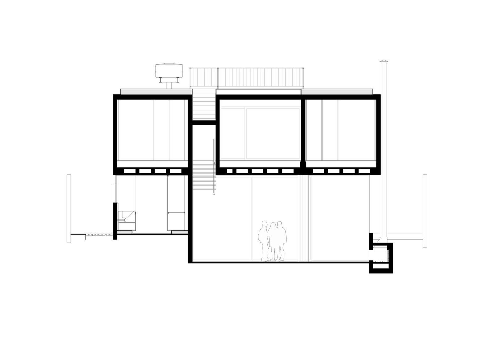 Imagens de #666666 comoVER arquitetura urbanismo o blog: Dezembro 2012 1600x1131 px 3472 Bloco Autocad Banheiro Corte