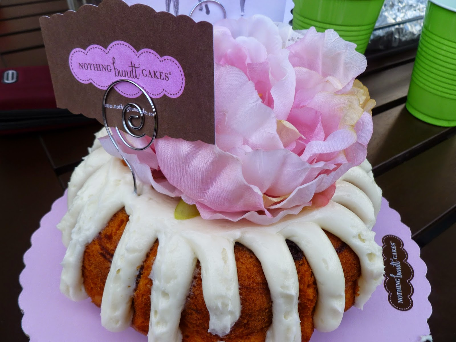 The Pastry Chefs Baking Bakery Review Nothing Bundt Cakes