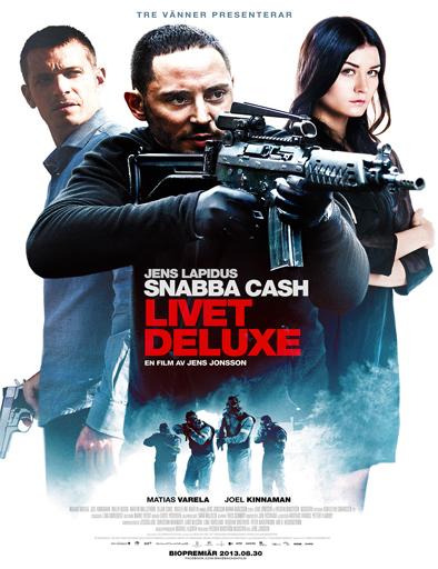 Ver Dinero fácil 3 (Snabba Cash 3: Livet Deluxe) (2013) Online
