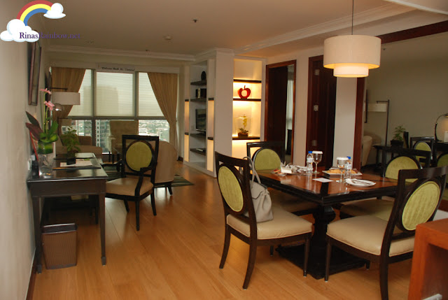Discovery Suite Ortigas 2 bedroom suite