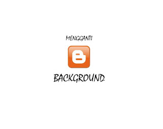 mengganti background blog