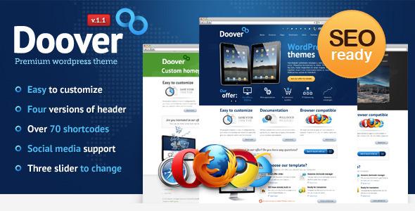 Doover - Premium WP Theme