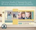 CTMH's March Campaign: Studio Savings!!