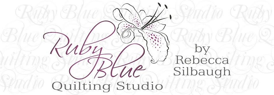 Ruby Blue Quilting Studio