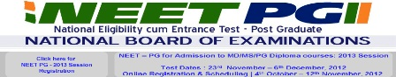neet nbe online application