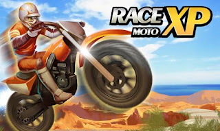 Screenshots of the Race Moto XP for Android tablet, phone.
