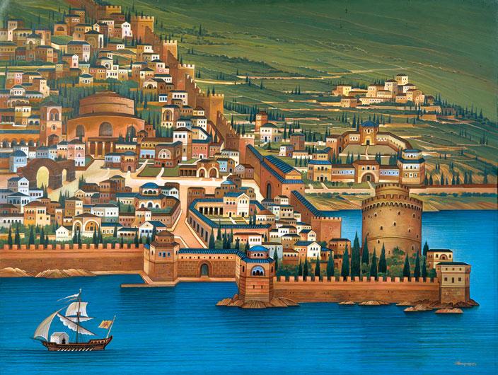 Byzantine Thessaloniki 29