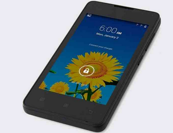 Lenovo A1900, Smartphone Quad-core, harga murah