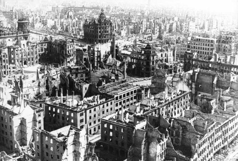 bombardement 2eme guerre mondiale