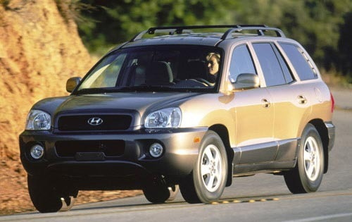 2003 Hyundai Santa Fe Owners Manual Pdf