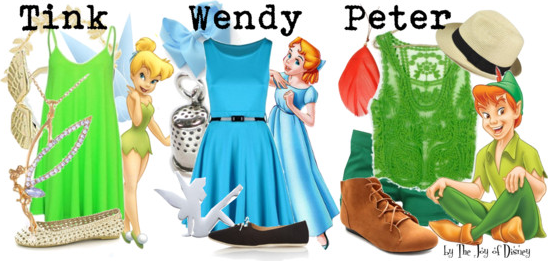 Affordable Summer Outfits, Peter Pan Fashion